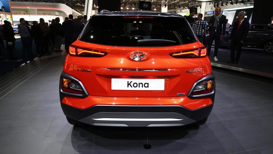 Hyundai Kona Frankfurt