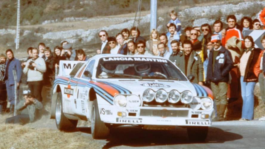Clásicos legendarios: Lancia 037