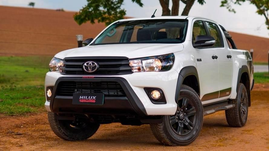 Toyota convoca Hilux, SW4, Prius e Lexus NX 200t por airbag que não funciona