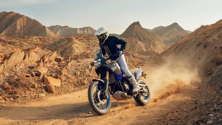 Yamaha apresenta a esperada Ténéré 700, mas ainda como conceito