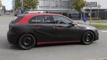 2018 Mercedes A Serisi casus foto