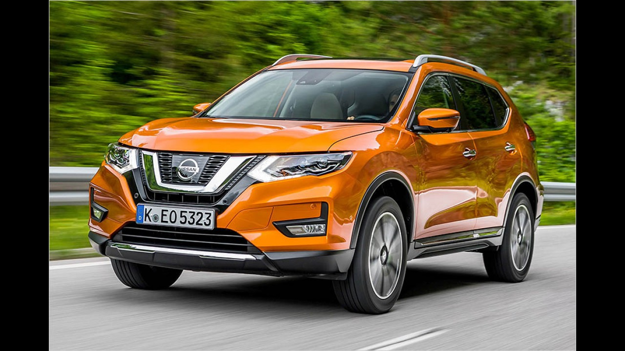 177 PS: Nissan X-Trail 2.0 dCi