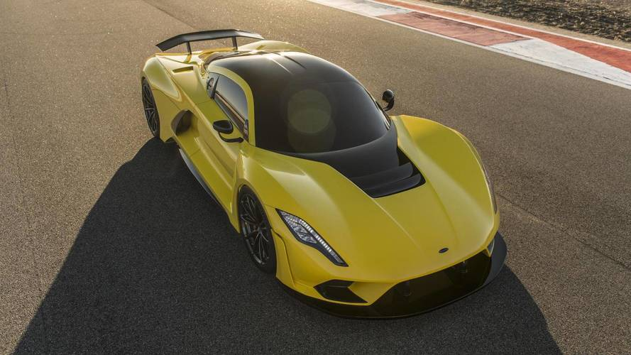 John Hennessey Admits Agera RS Top Speed