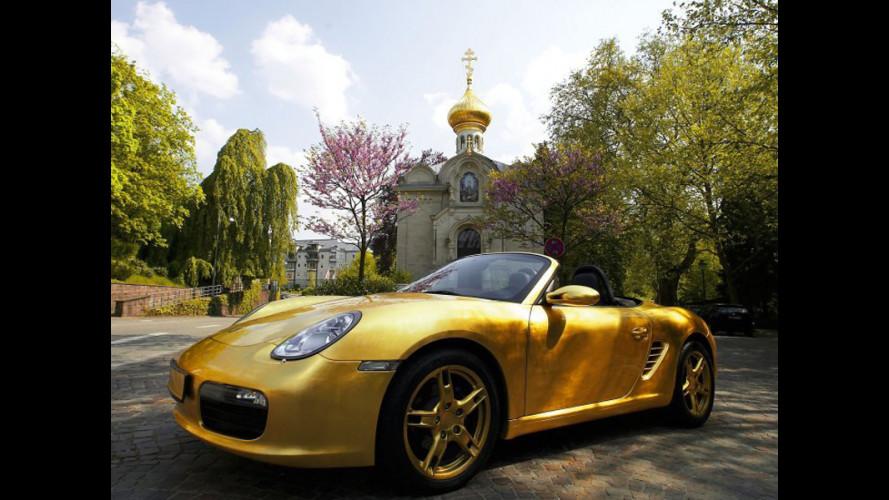 Sogni d'oro: Porsche Boxster