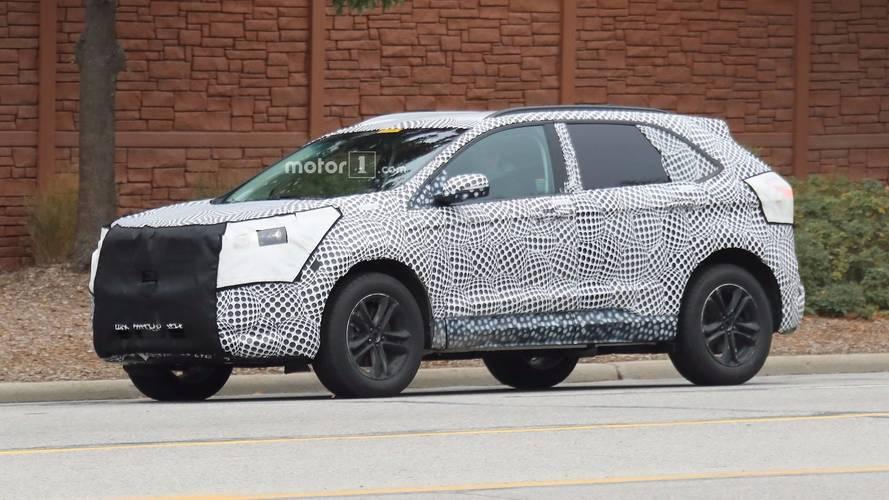 2019 Ford Edge yeni detaylarıyla görüntülendi