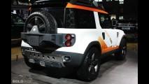 Land Rover DC100 Concept