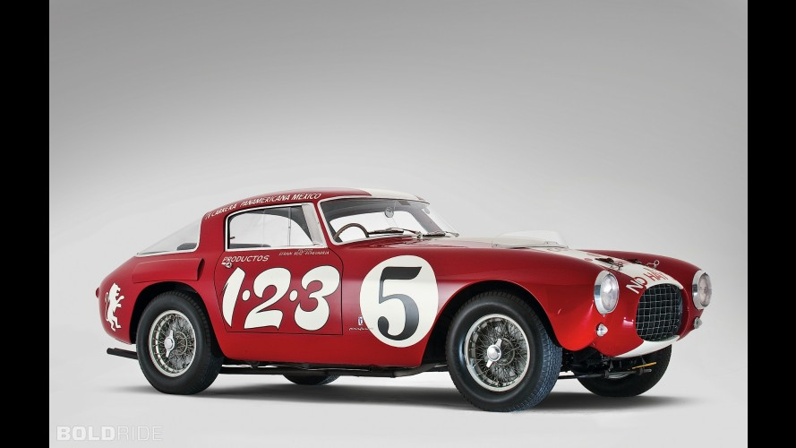 Ferrari 250 MM Berlinetta