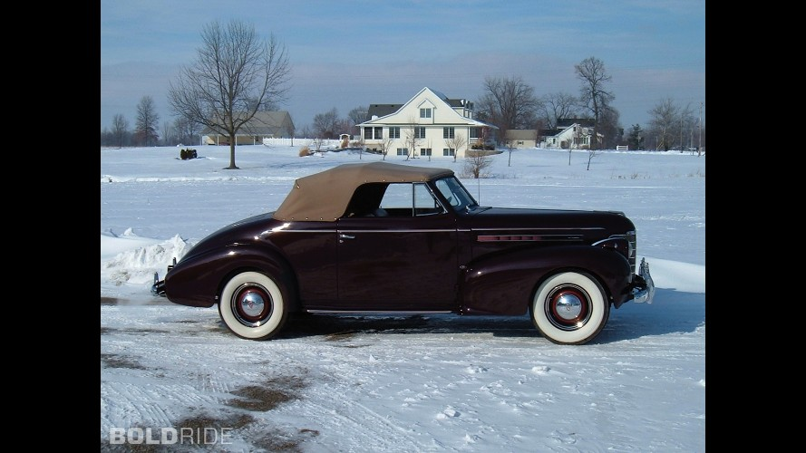 Oldsmobile L-39 Convertible