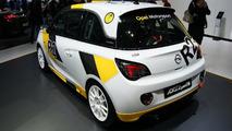 Opel Adam R2 concept live in Geneva