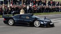 Mercedes-Benz SLK GTR AMG Super Sport
