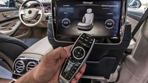 2014 Mercedes-Benz S-Class interior photo