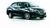 2013 Honda Brio Amaze leaked image 20.11.2012