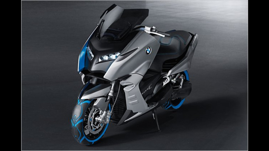 BMW Concept C: Sportlicher Super-Roller