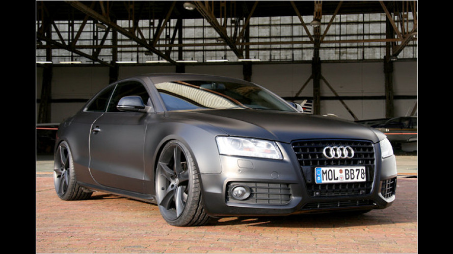 Avus Performance Audi A5: Das Batmobil von heute