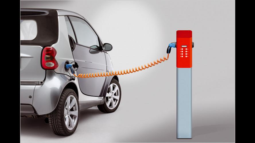 Elektroautos: Industrie einigt sich auf einheitlichen Stecker