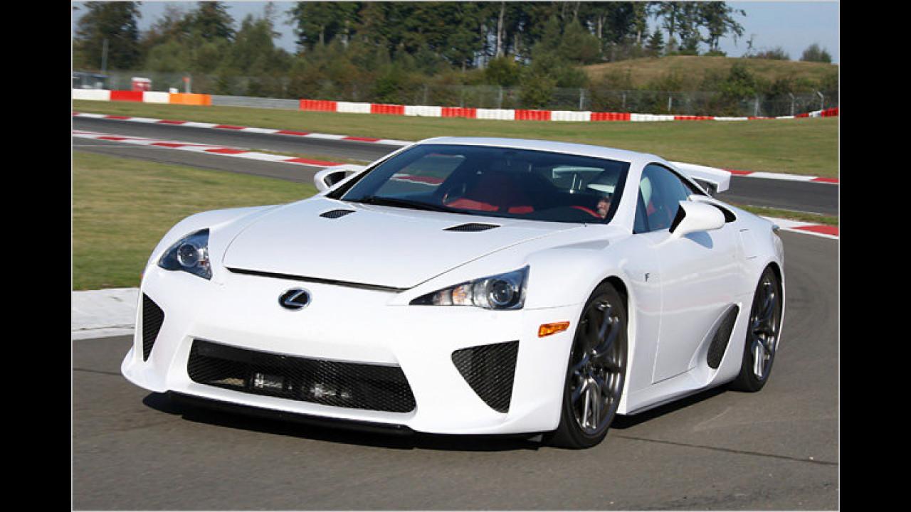 Lexus zeigt Supersportler