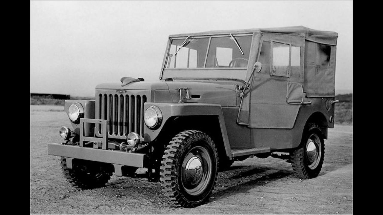 Land Cruiser BJ (1951 bis 1955)