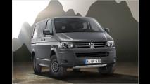 VW rockt das Gelände