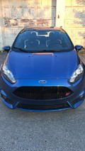 2015 Ford Fiesta ST Liquid Blue