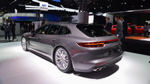 2018 Porsche Sport Turismo - New York 2017