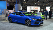 2017 Honda Civic SI - New York 2017