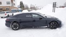 2019 Bentley Flying Spur spy photo