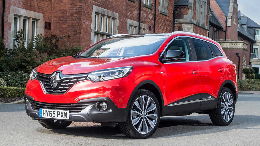 renault kadjar boosted with new turbo petrol model. Black Bedroom Furniture Sets. Home Design Ideas
