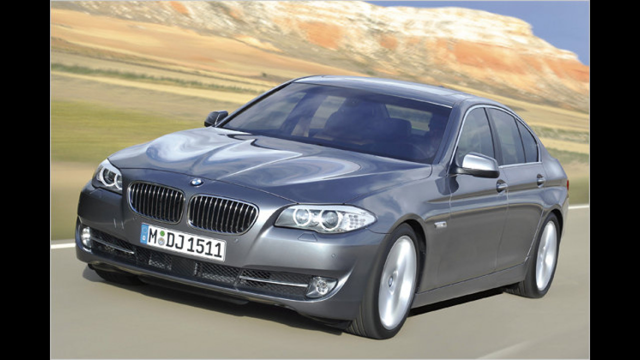 BMW 530d BluePerformance Automatic