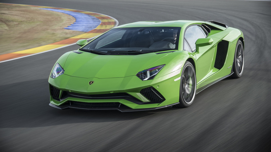 RWD Aventador Ruled Out Because It Would Be