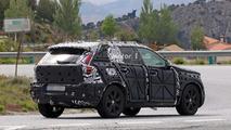 Volvo XC40 2017 fotos espía