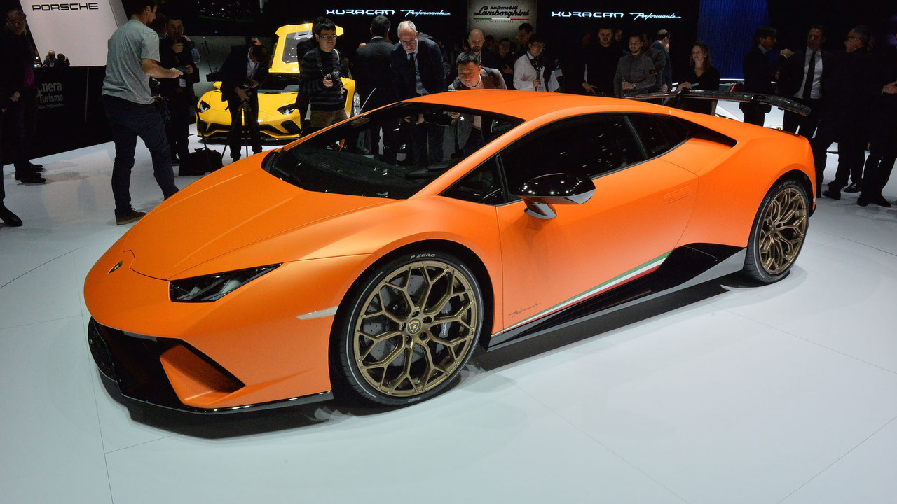lamborghini huracan performante has the brand s most. Black Bedroom Furniture Sets. Home Design Ideas