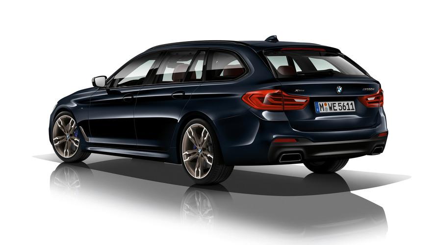 BMW M550d xDrive 2017, un diésel majestuoso