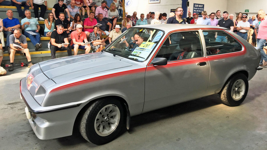 Rare Vauxhall Chevette HS Sold For Nearly £30,000