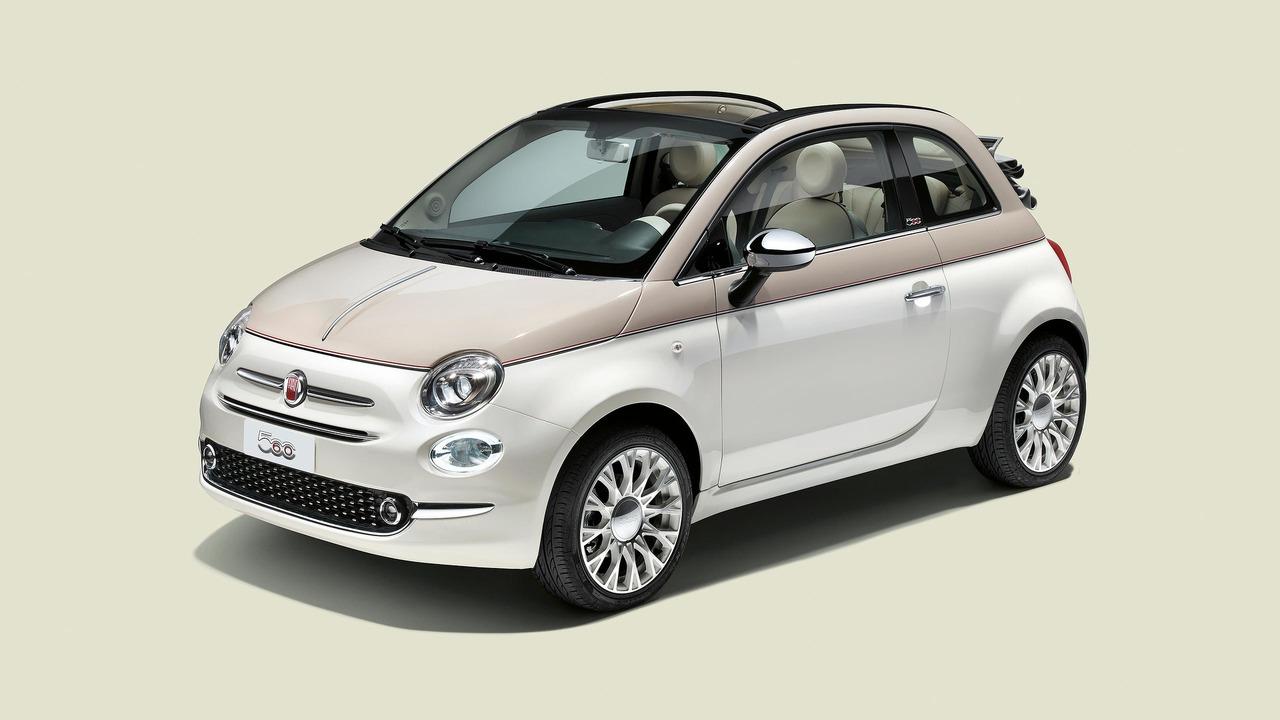 Fiat 500C 60 Aniversario