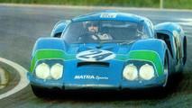 Matra Pescarolo Le Mans 1968 2