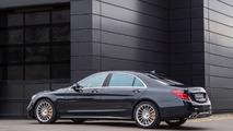 2018 Mercedes-AMG S65 Sedan