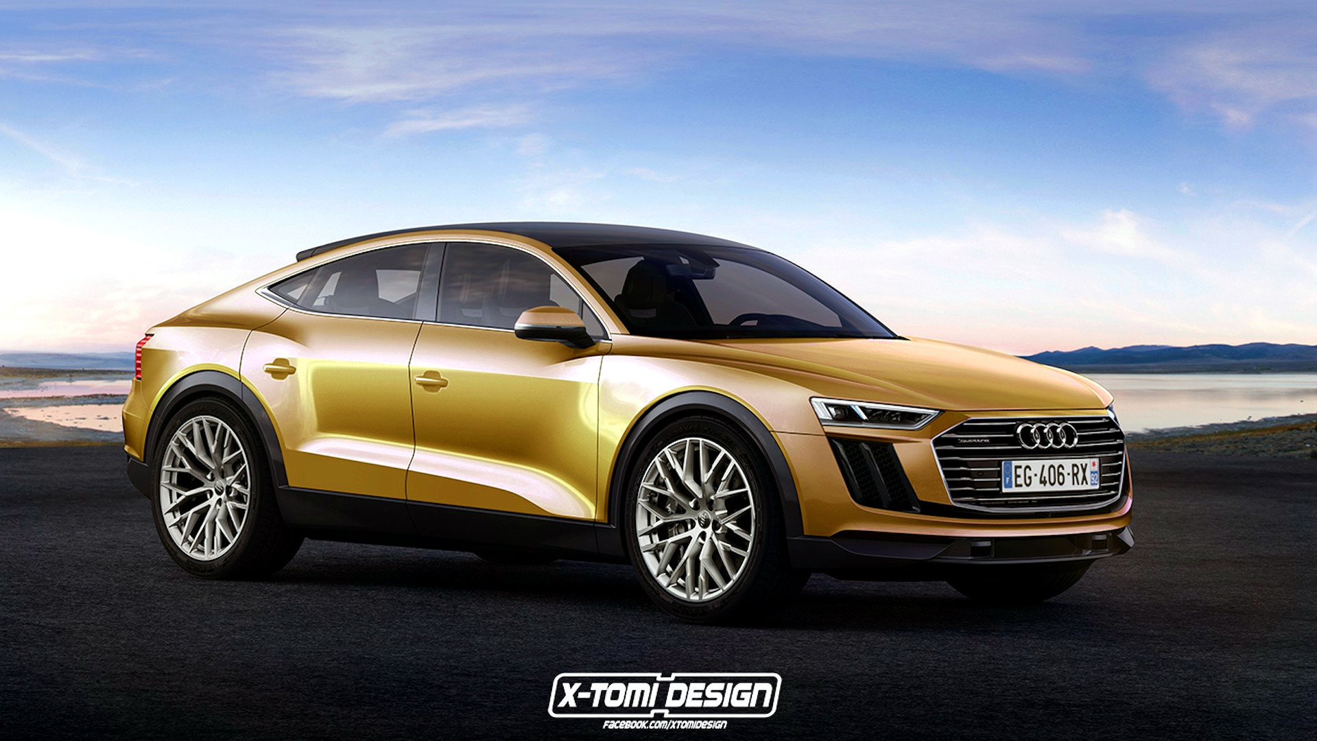 Audo Q9 >> Audi Q9 Concept Is The Crossover Coupe Nobody Asked For