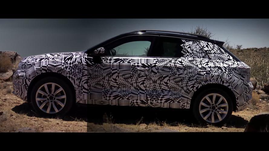 VW T-Roc Camo Video