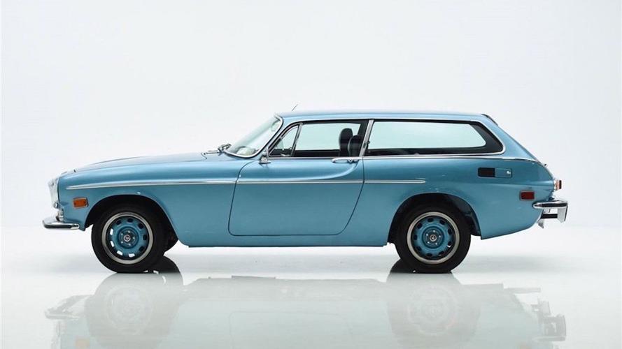 Volvo 1800 ES eBay'de satışta