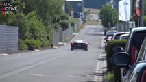 Ferrari 488 screenshot from spy video