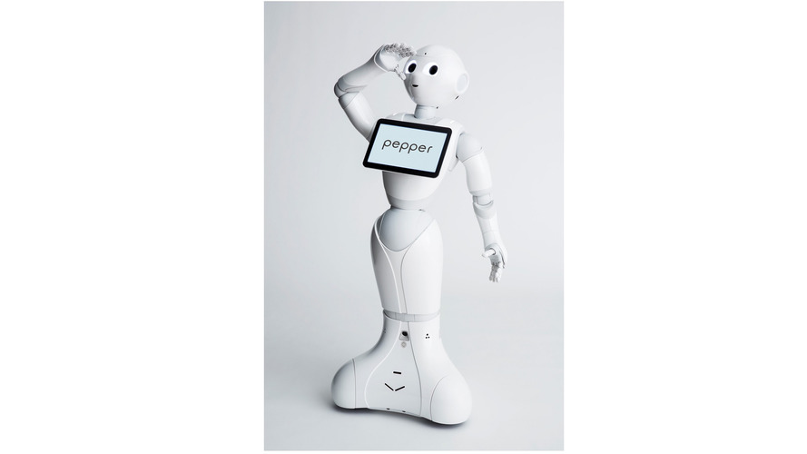 Renault Pepper robot