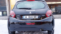 2018 Peugeot 208 ilk casus fotoğrafları