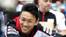 #5 Toyota Racing Toyota TS050 Hybrid- Kazuki Nakajima