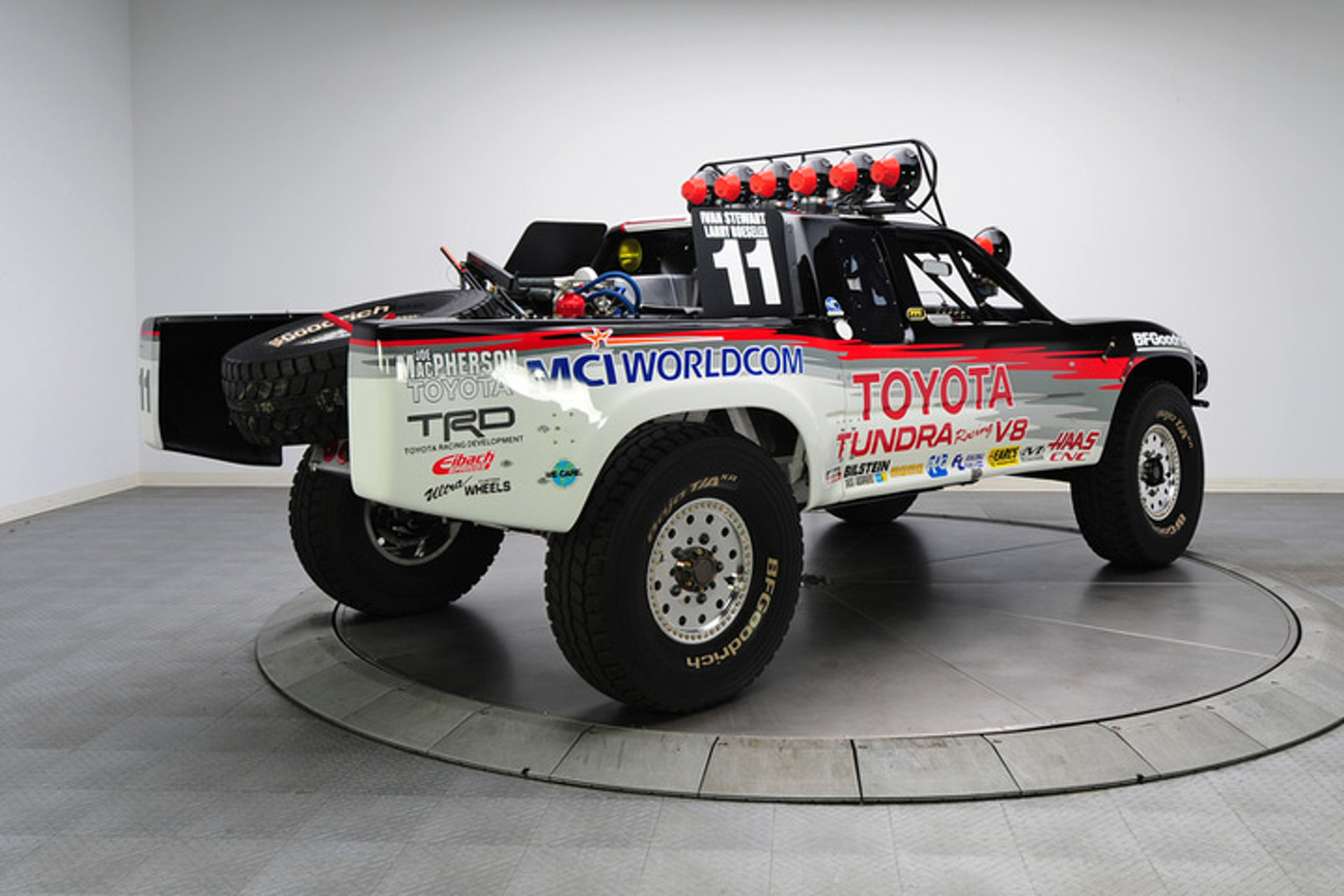 Ivan 'Ironman' Stewart's Baja 1000 Truck Can Be Yours