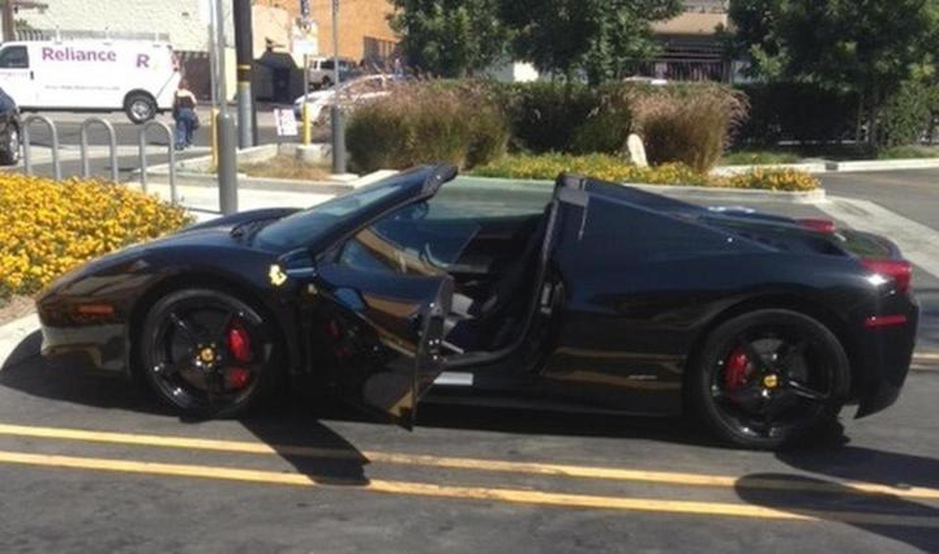 This Guy Was Arrested for Stealing the Same Ferrari Twice