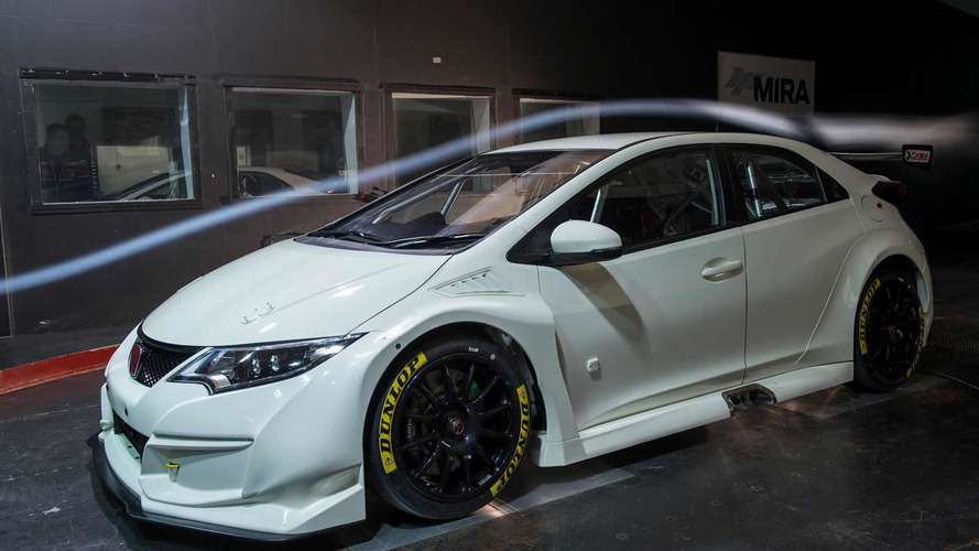 Honda Civic Type R to race in 2015 British Touring Car Championship