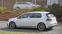 Volkswagen Golf GTI Clubsport S spy photo