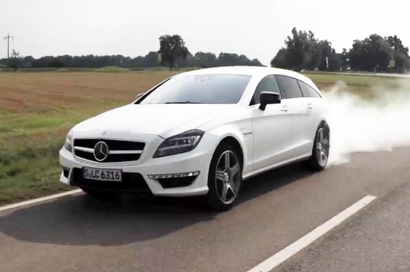 Chris Harris Shows Us Why the Mercedes-Benz CLS63 AMG Shooting Brake is the Perfect Compromise