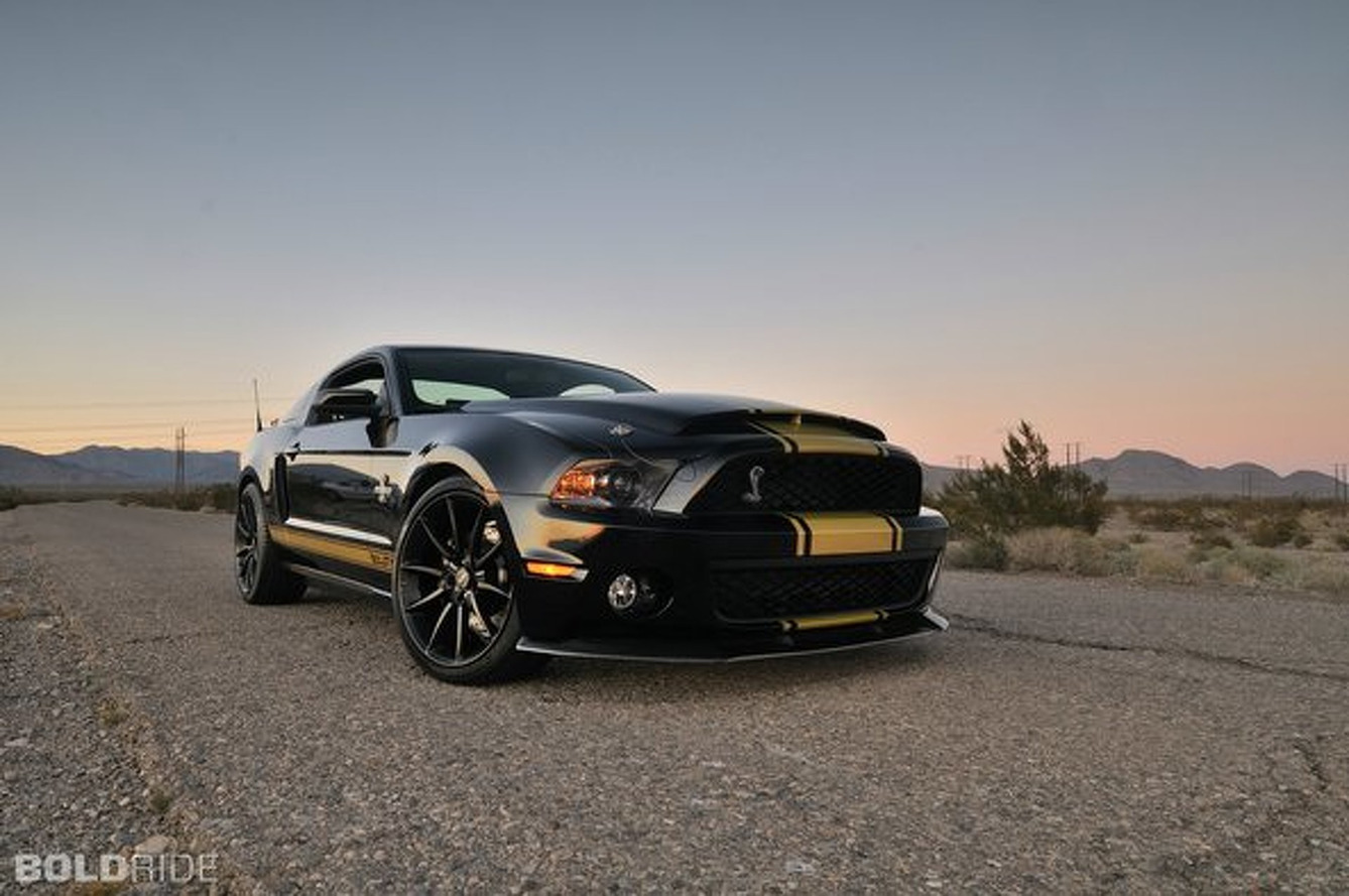 Shelby American Planning Three Major Debuts for 2013