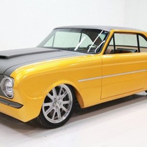 Dig This Custom 1963 Ford Falcon That's Selling On eBay Now